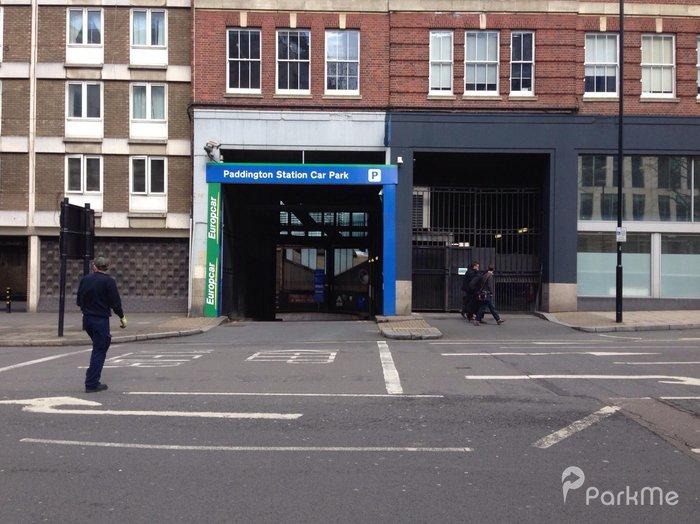 Paddington Station Car Park - Parking in London | ParkMe