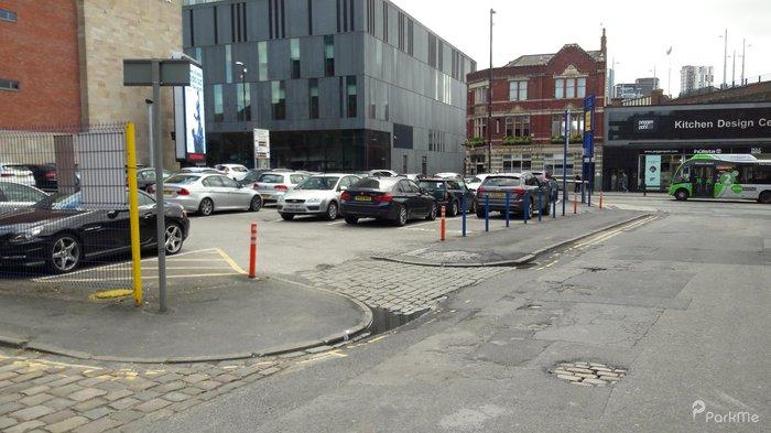 Deansgate Parking In Manchester Parkme