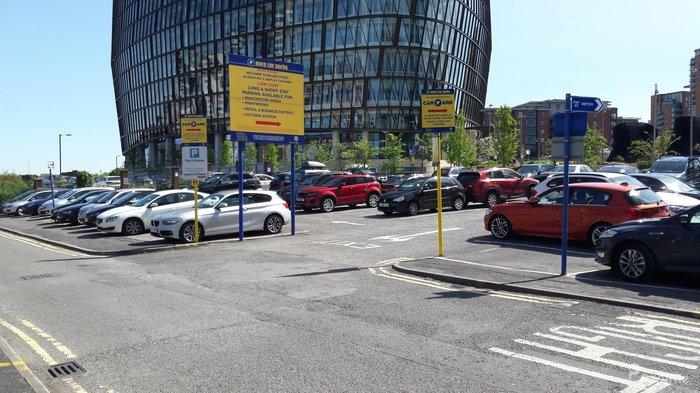 Miller Street Parking In Manchester Parkme