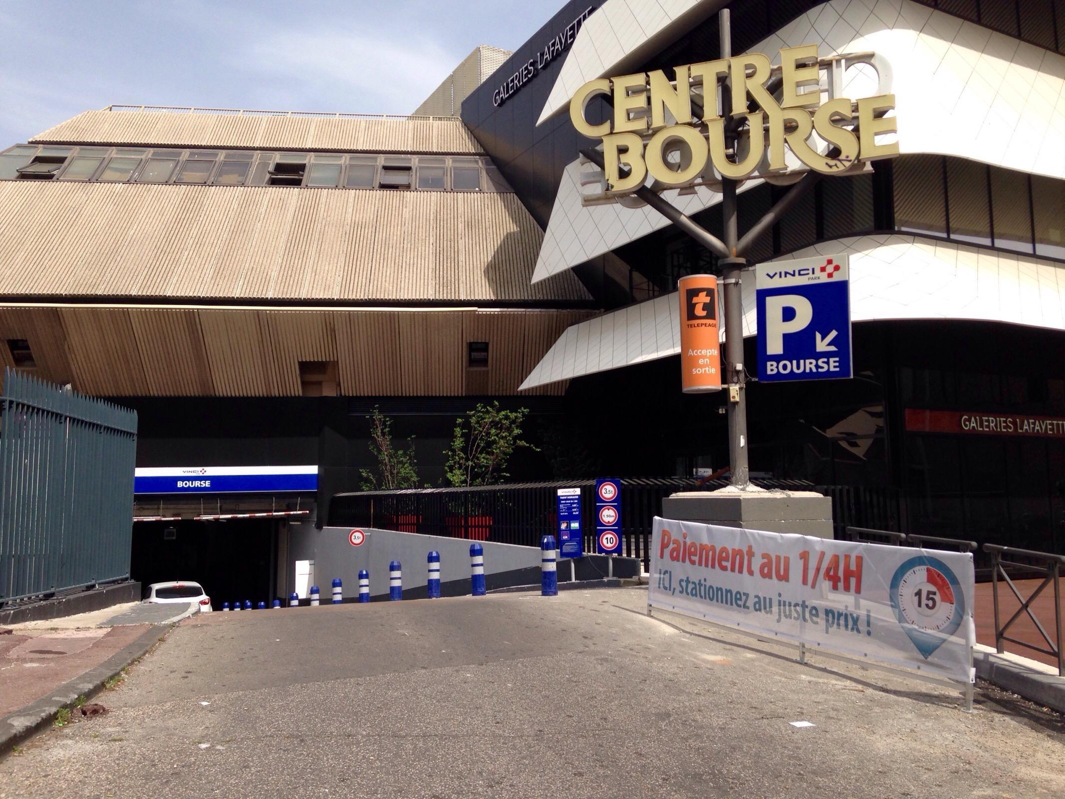 Bourse parking in marseille parkme for E parking marseille