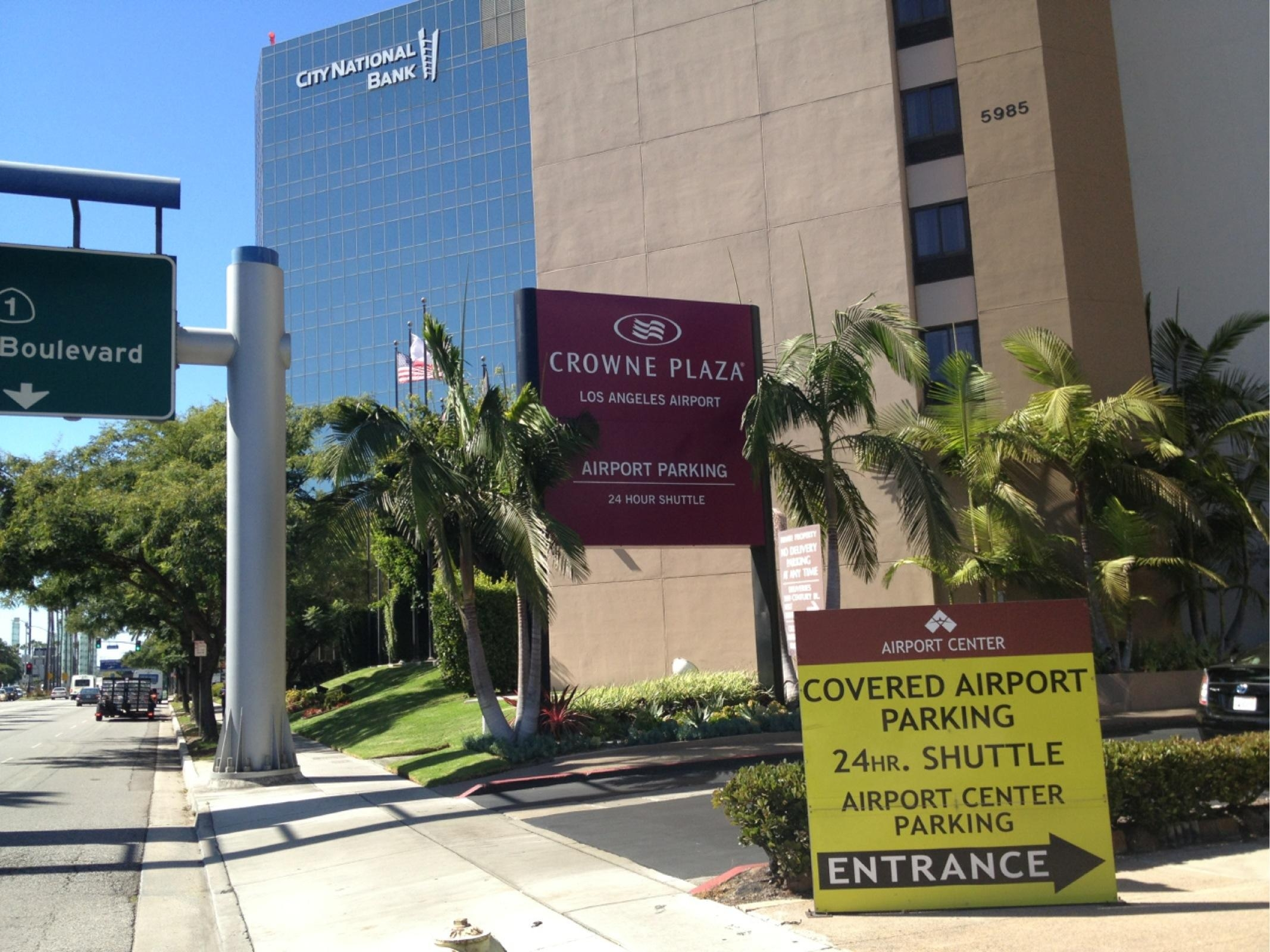 Crowne Plaza Lax Day Rate