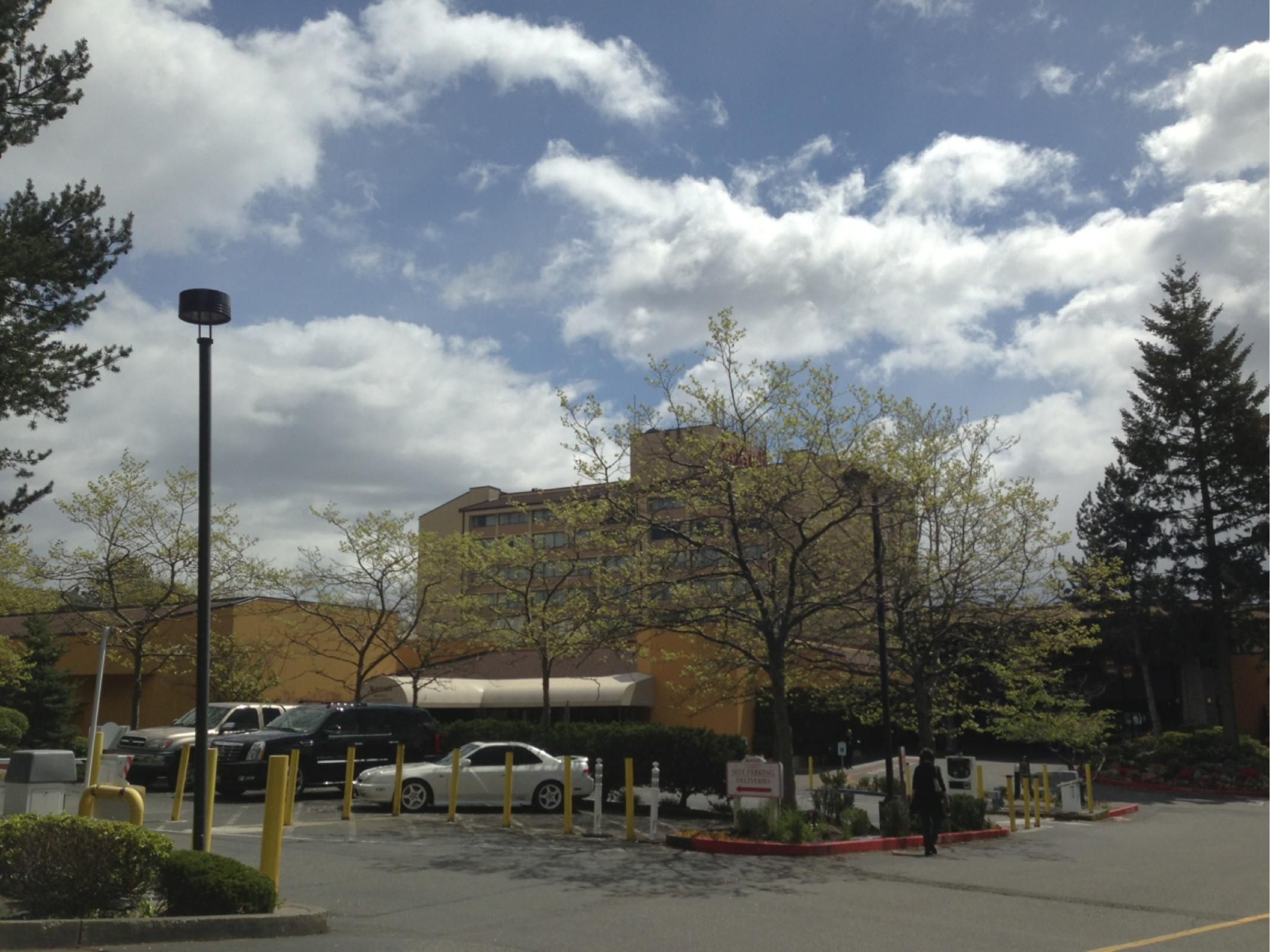 Seattle Tax Rate >> Seattle Airport Marriott - Parking in SeaTac   ParkMe