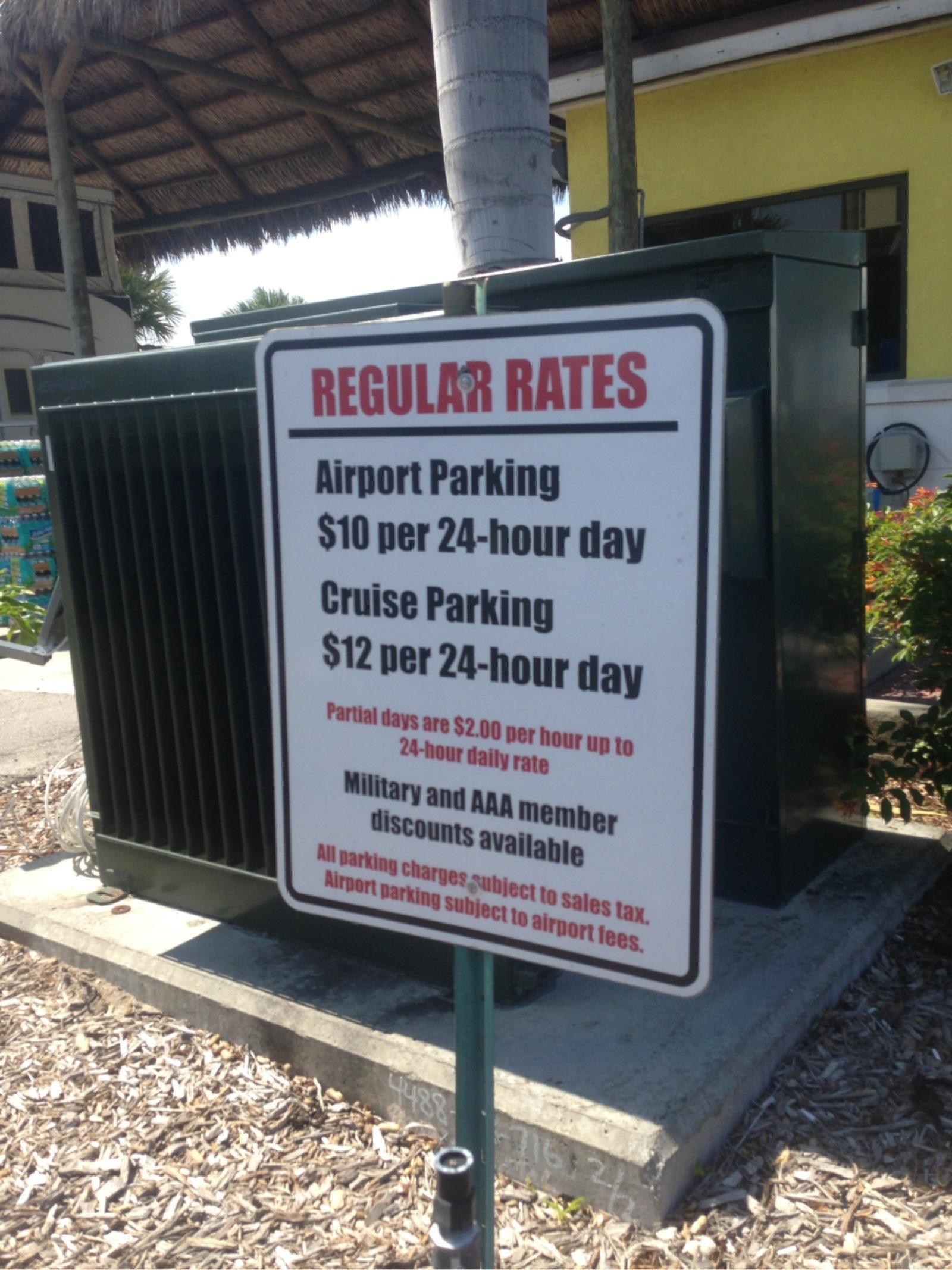 Park N Go Parking In Fort Lauderdale Parkme