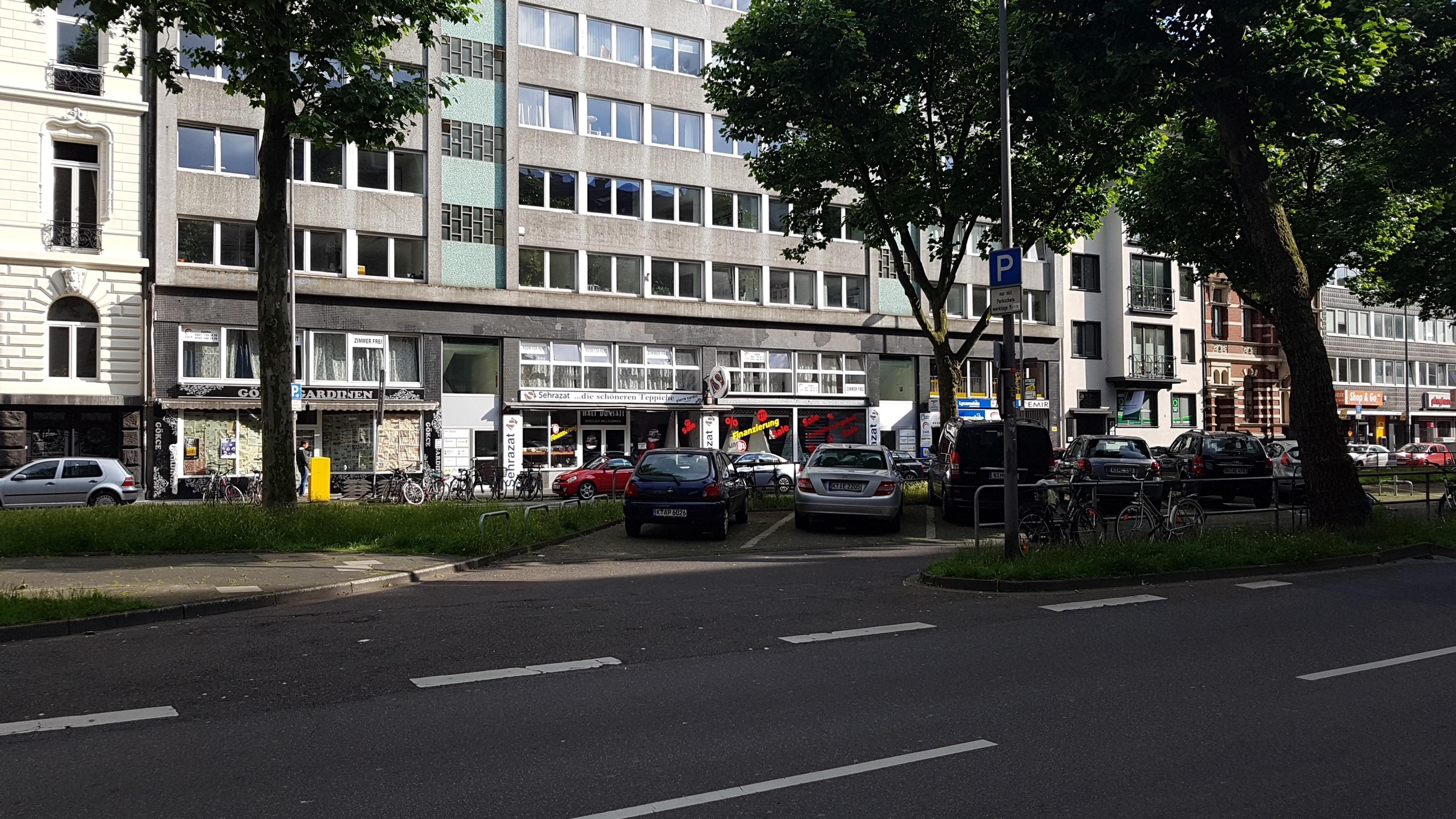 hansaring 127 parking parkplatz in k ln parkme. Black Bedroom Furniture Sets. Home Design Ideas