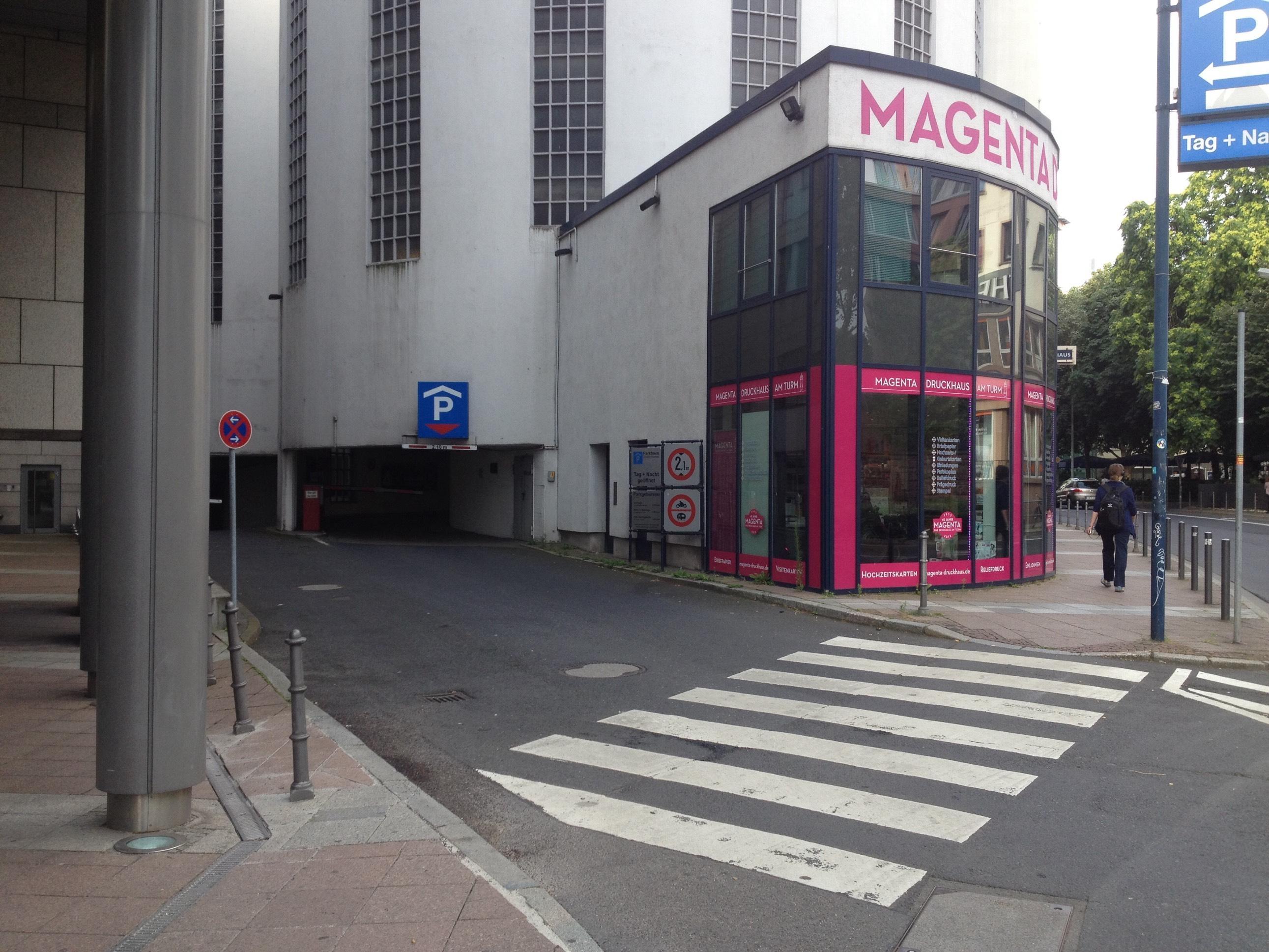 Schillerpassage Frankfurt schiller passage parking in frankfurt am parkme