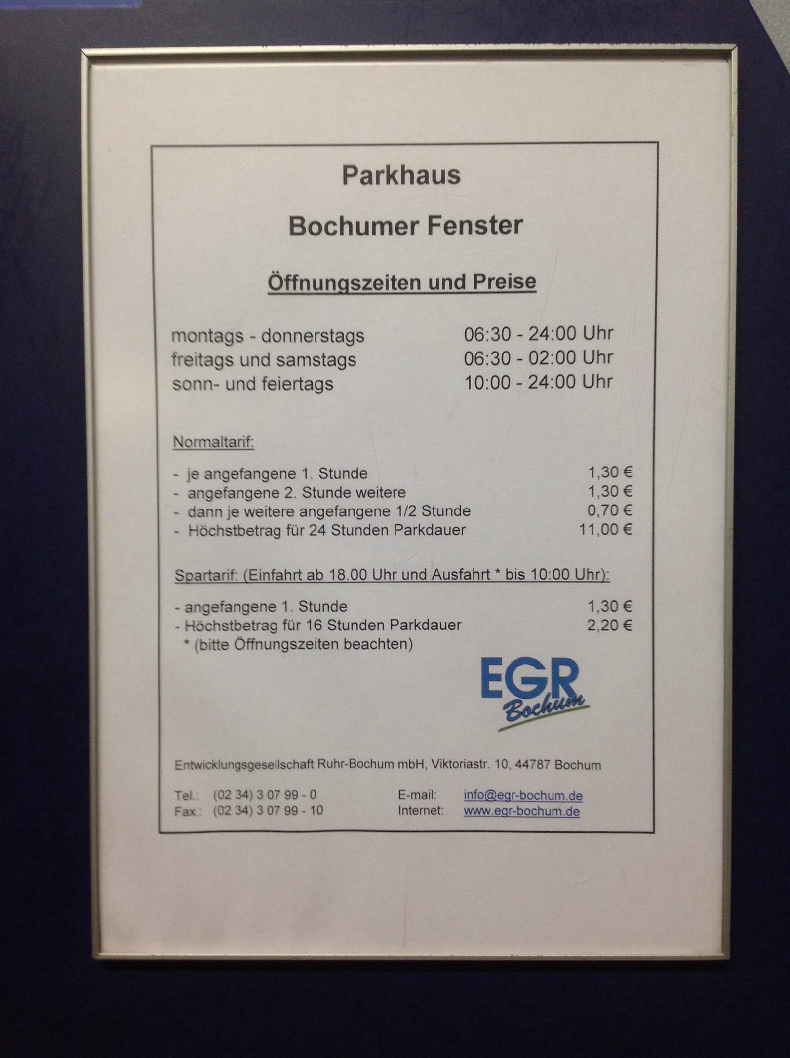 Fenster Bochum bochumer fenster parking in bochum parkme