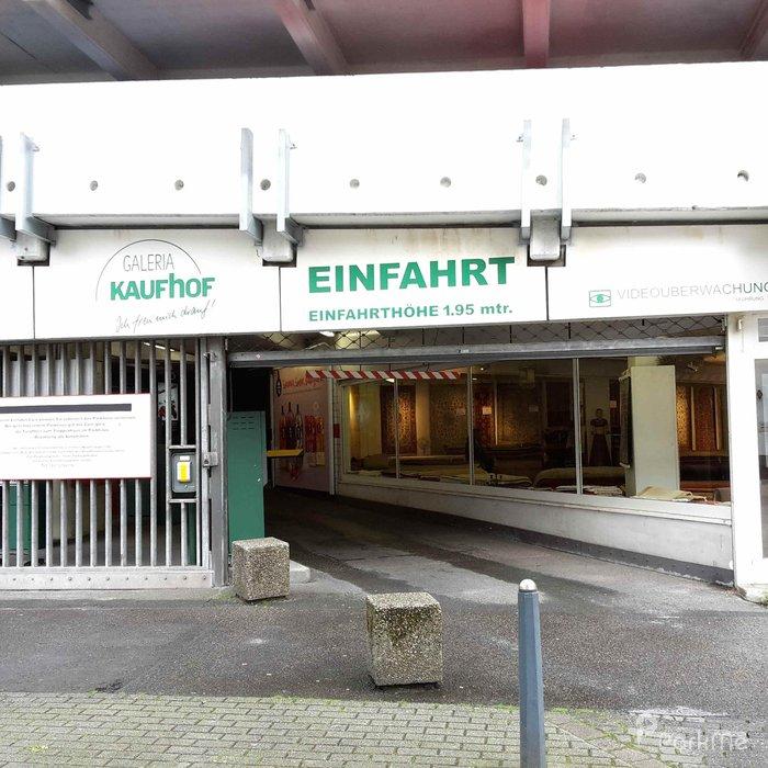 Parkhaus Galeria Kaufhof Kassel