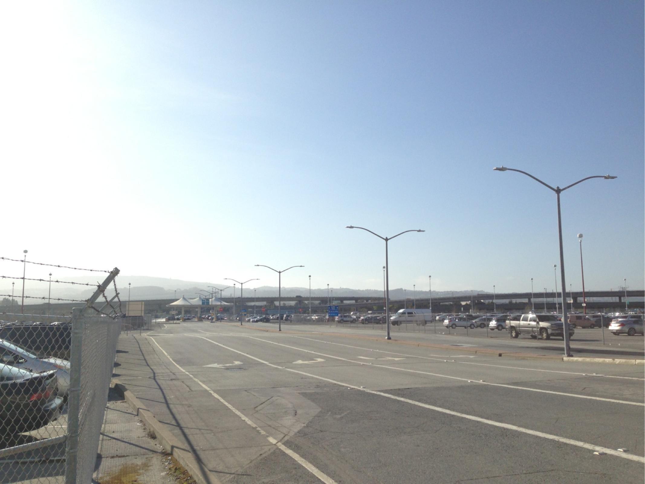 SFO - Long Term Parking - Parking in San Francisco | ParkMe
