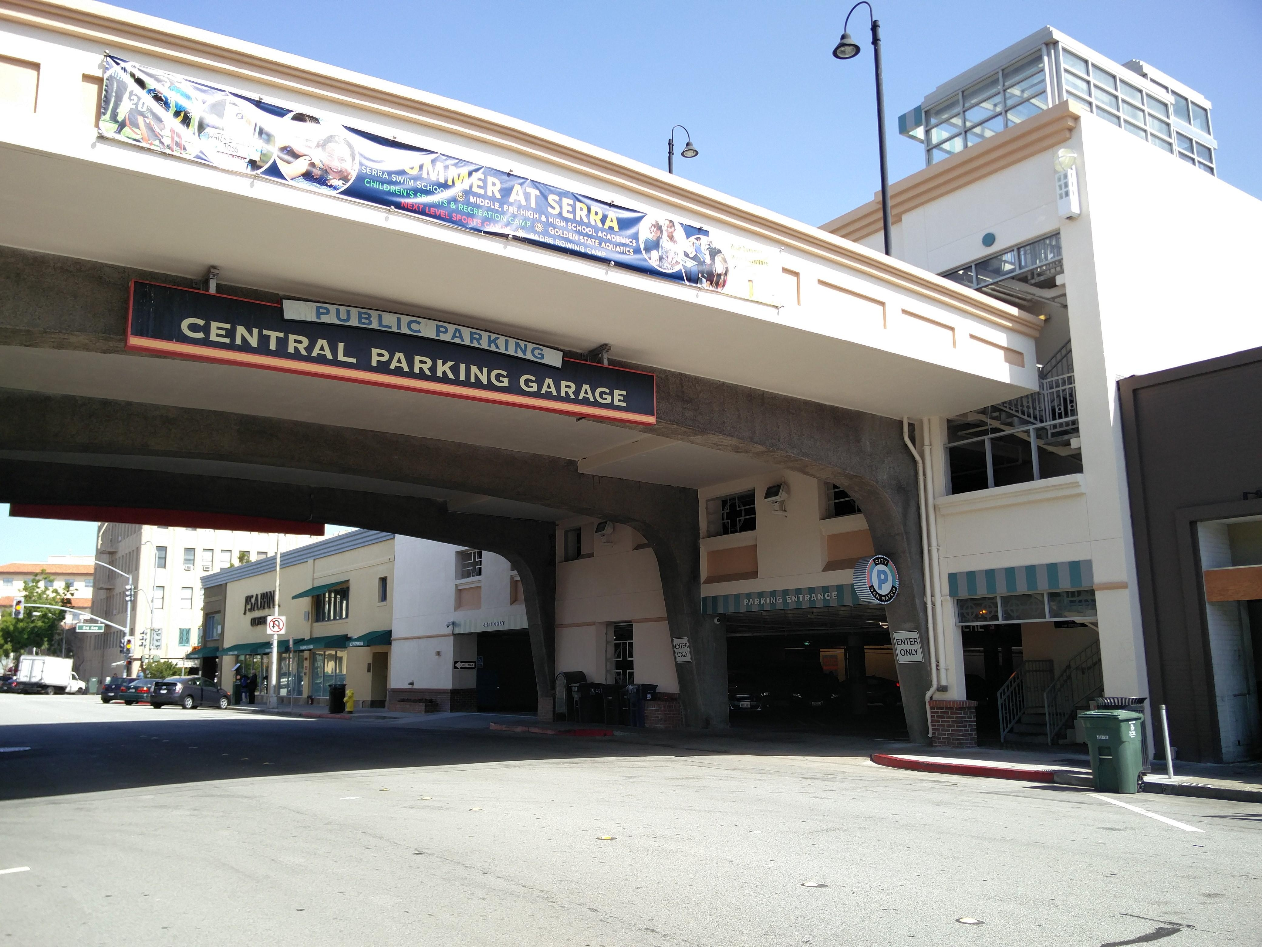 Garage Central : central parking garage parking in san mateo parkme ~ Gottalentnigeria.com Avis de Voitures