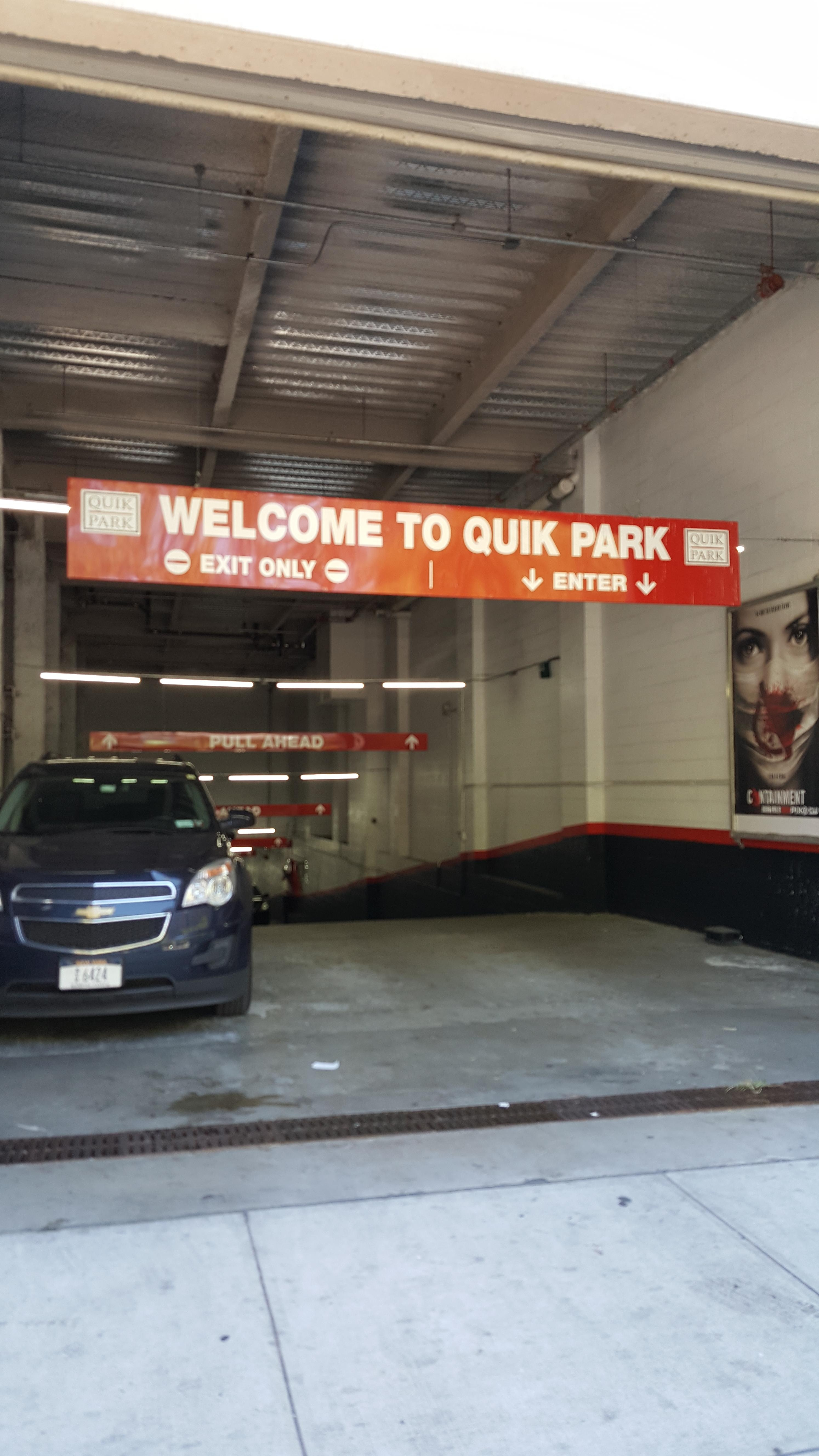 New York Ehrindeki 801 Amsterdam Ave Garage Park Parkme