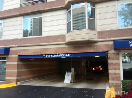 Lenox Park Garage - Parking in Silver Spring | ParkMe