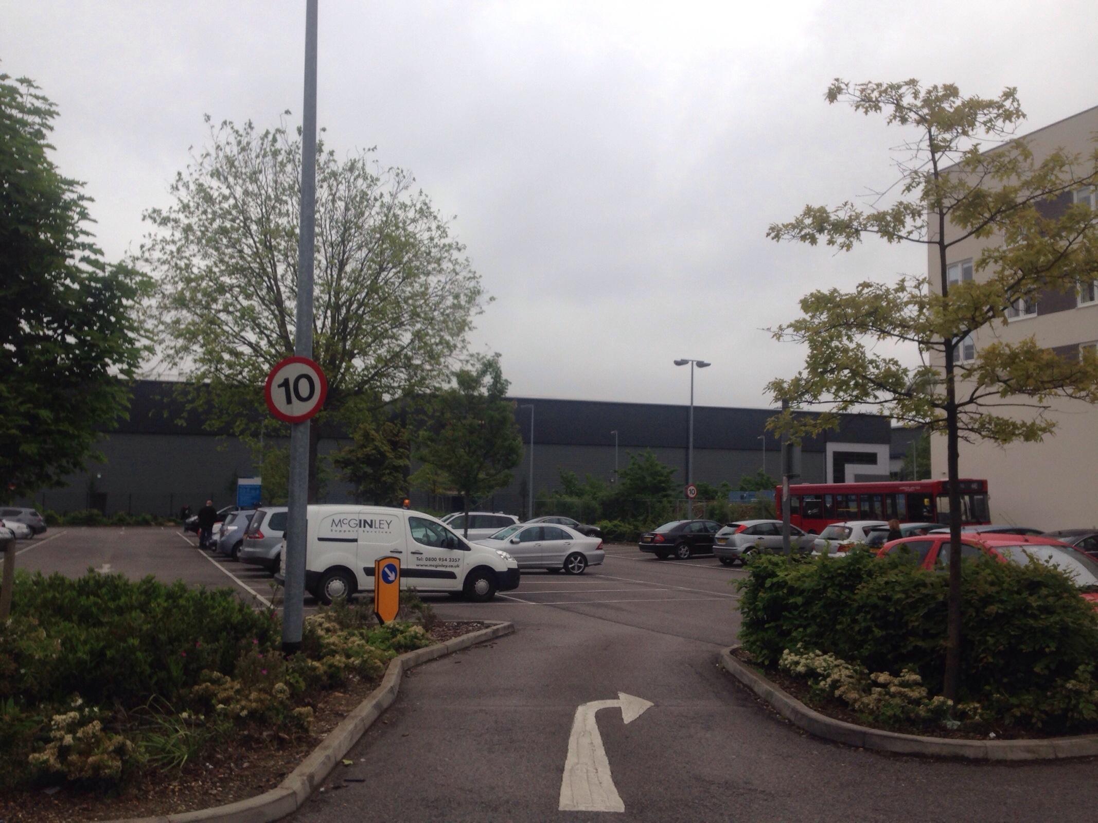 car park 1 central middlesex hospital parking in london parkme. Black Bedroom Furniture Sets. Home Design Ideas