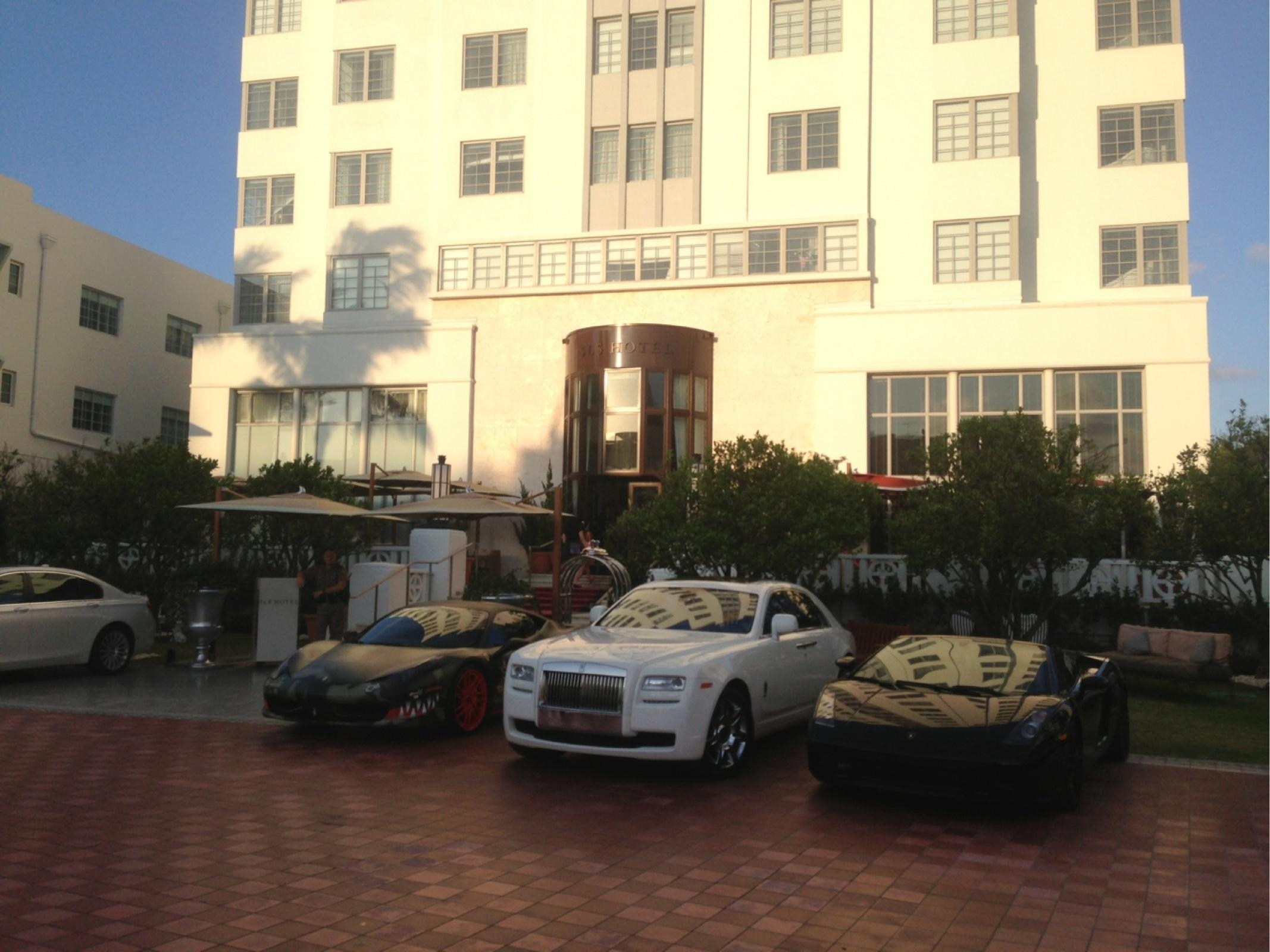 SLS South Beach Hotel Valet - Parking in Miami Beach | ParkMe