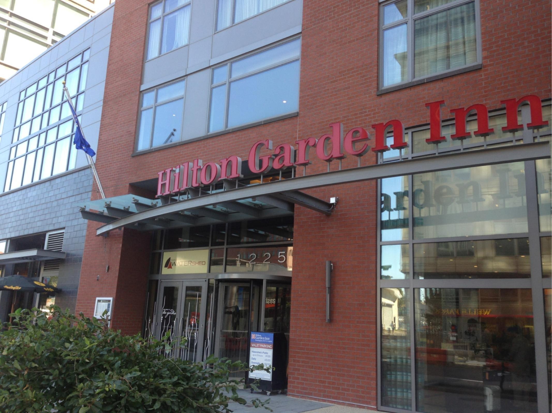 Hilton Garden Inn Dc Us Capitol Parking In