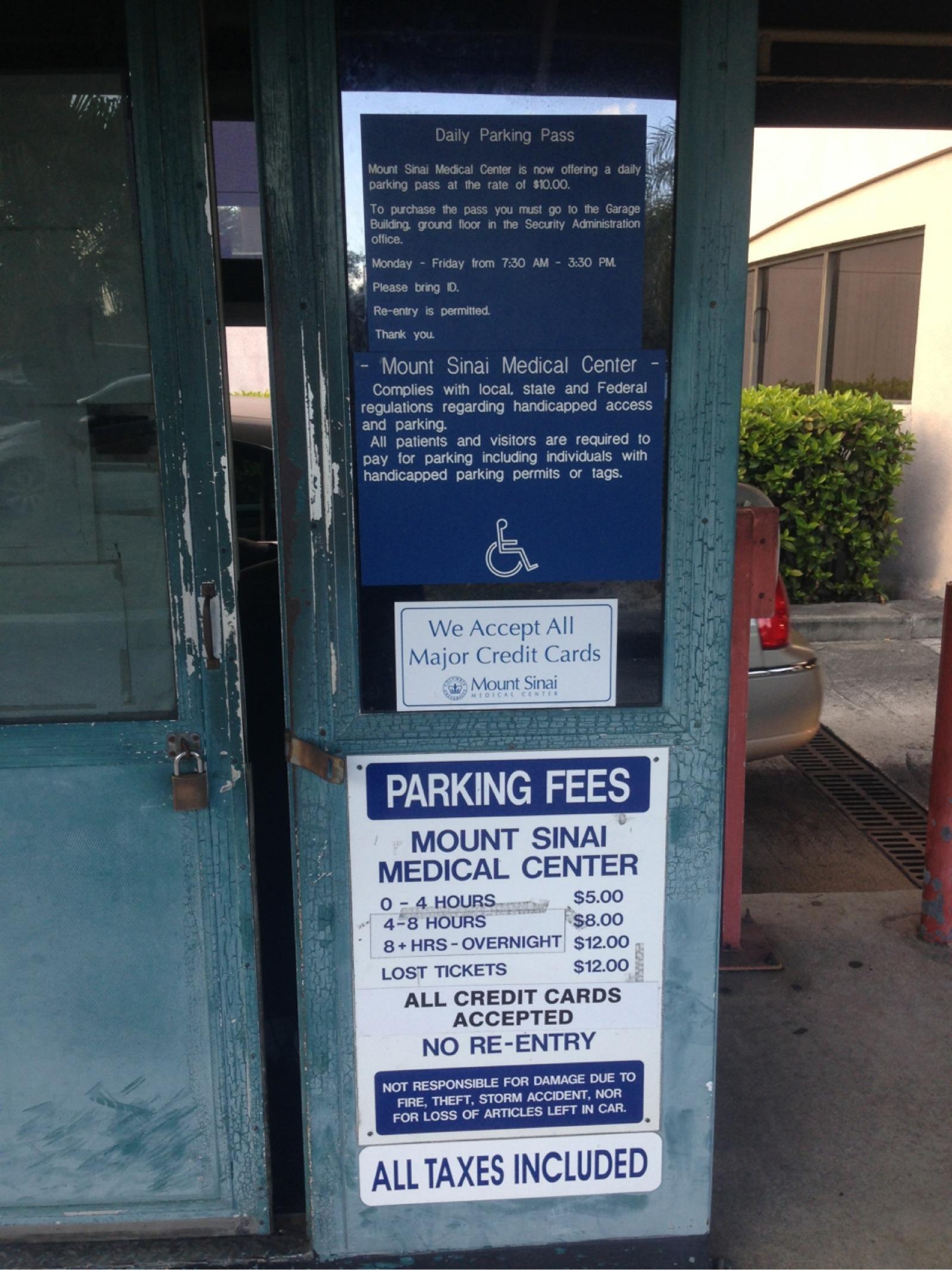 Mount Sinai Medical Center - Parking in Miami Beach | ParkMe
