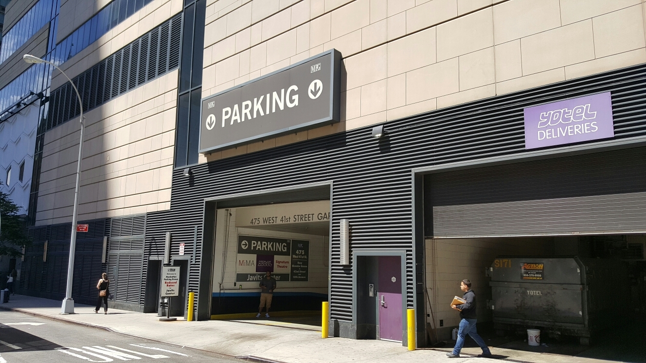 475 w 41st st garage parking in new york parkme for Garage ad st coulomb