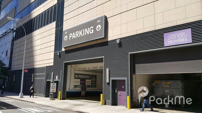 parking coupon west 41st