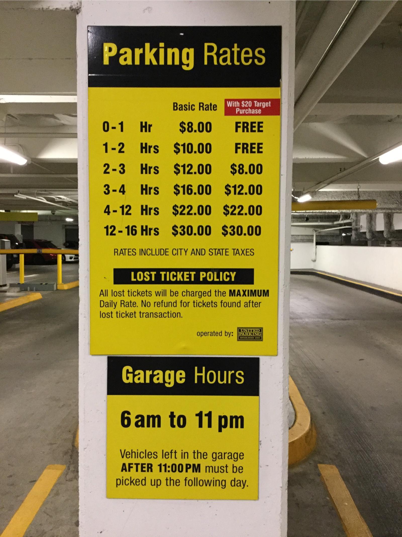 Target Parking
