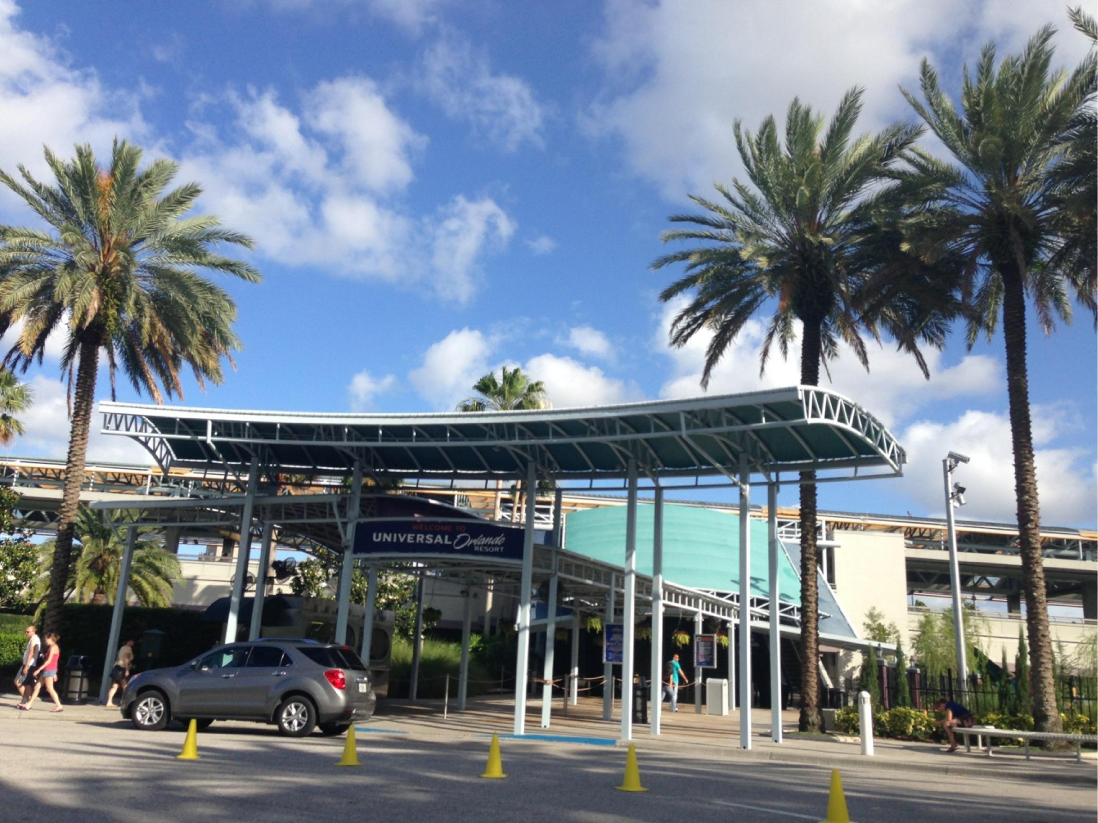 1000 Universal Studios Plaza Parking Parking In Orlando