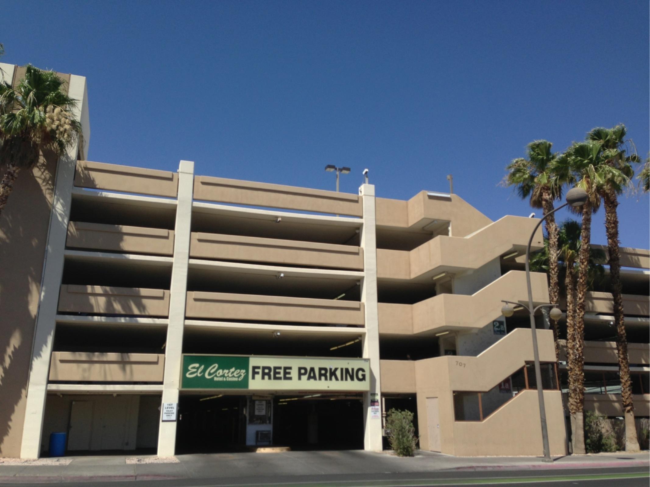 El Cortez Parking In Las Vegas Parkme