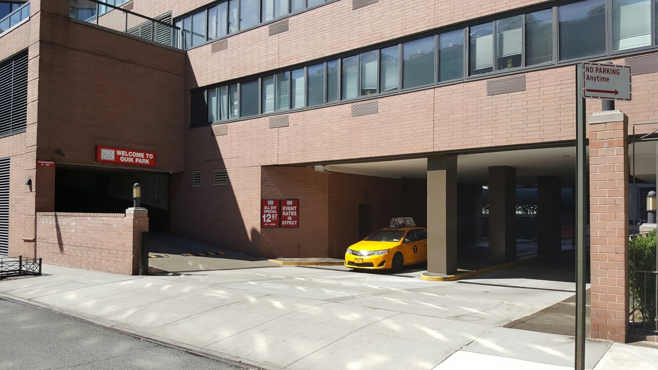 601 w 41st st garage parking in nyc parkme for Garage ad st coulomb