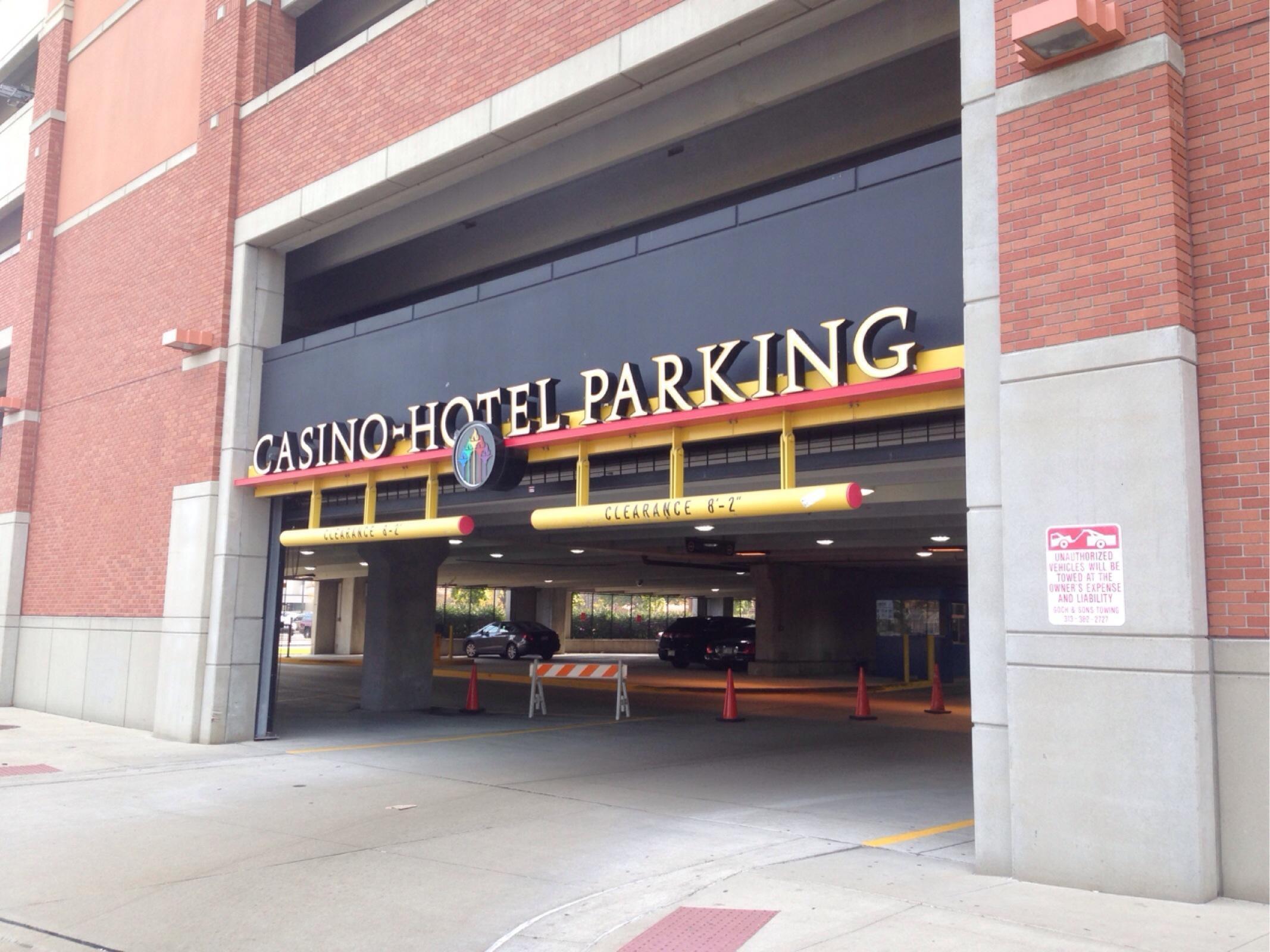 Greektown Casino Parking Detroit Mi