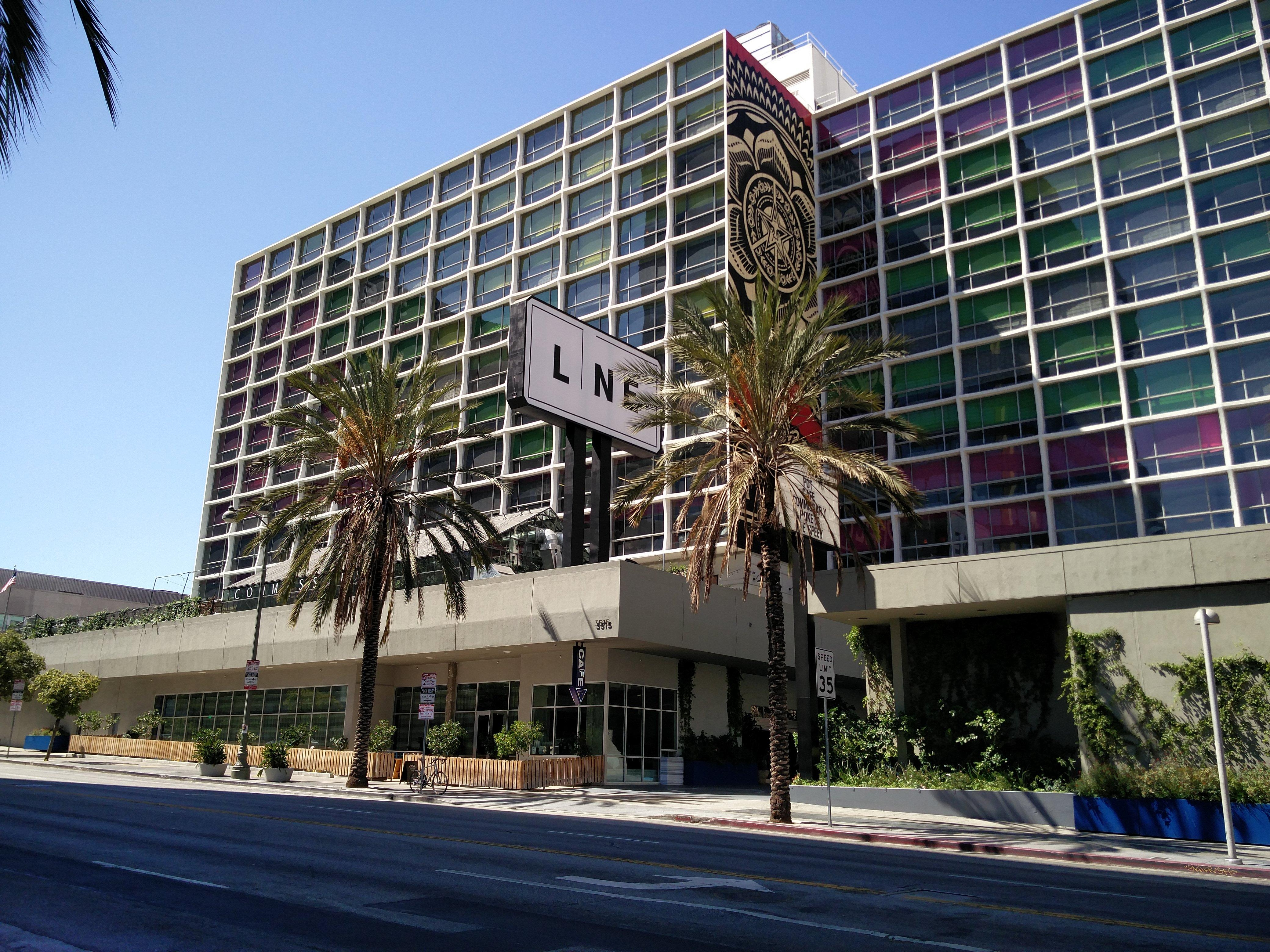 ... The Line Hotel - Los Angeles. $36