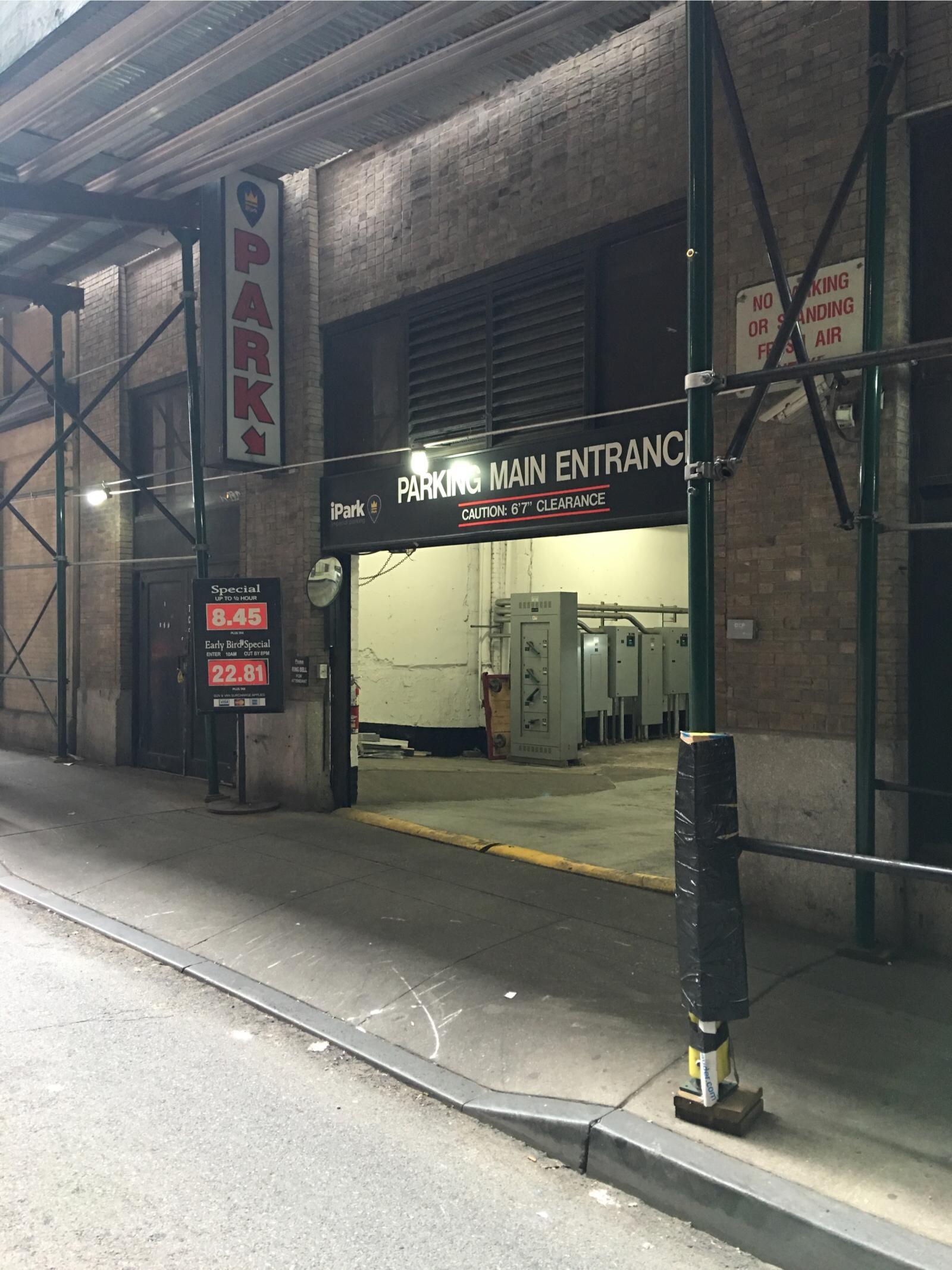 100 maiden ln garage parking in new york parkme for New york parking garage