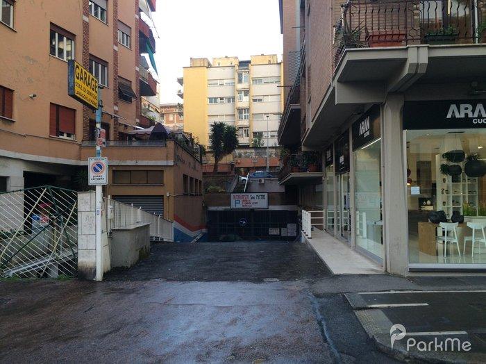 Parcheggio San Pietro Parking In Roma Parkme