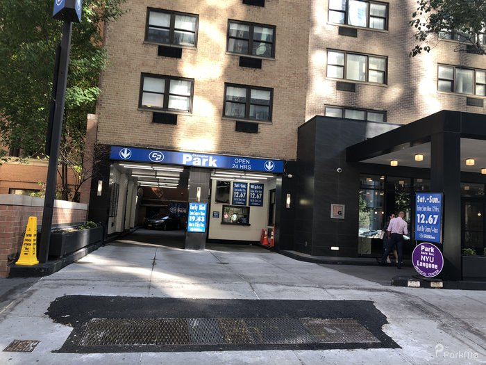 224 E 39th St Garage - Parking in New York | ParkMe