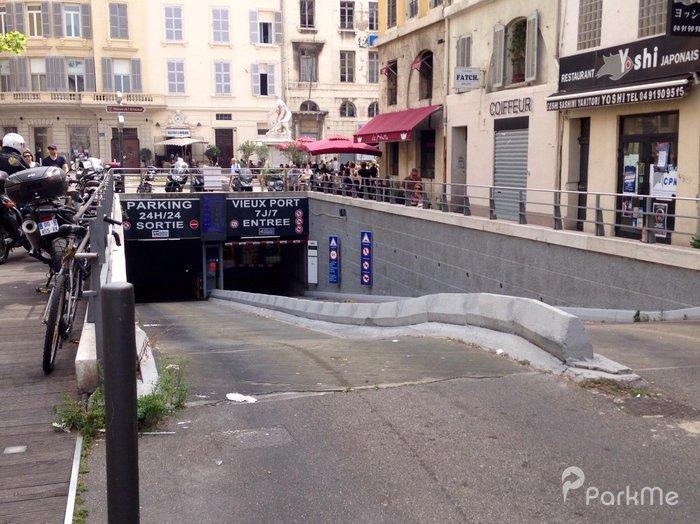 Estienne d 39 orves parking in marseille parkme for E parking marseille