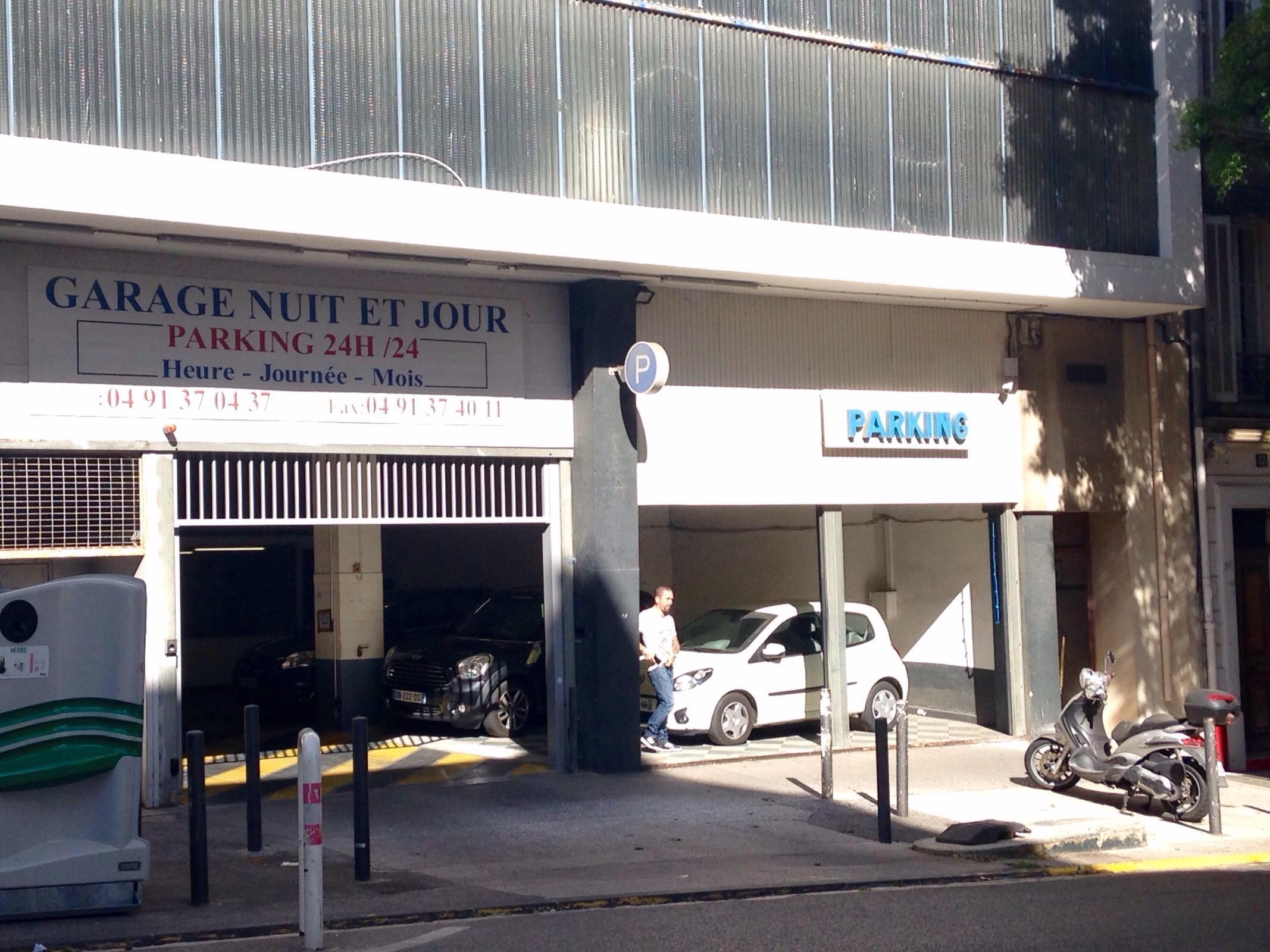 Garage nuit et jour parking in marseille parkme for Self garage marseille
