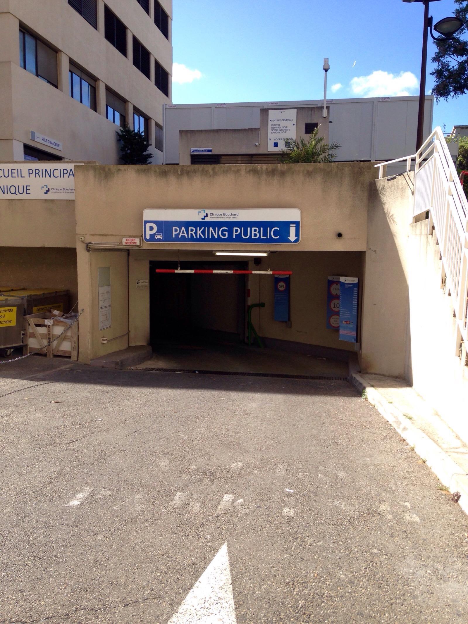 Elsan clinique bouchard parking in marseille parkme for E parking marseille