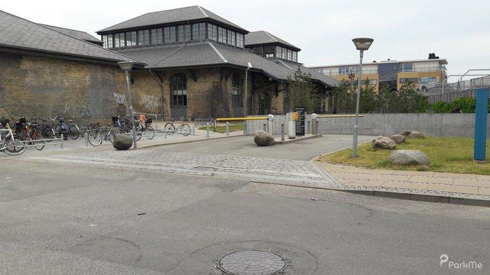 Dgi Byens Parkplatz In København Parkme