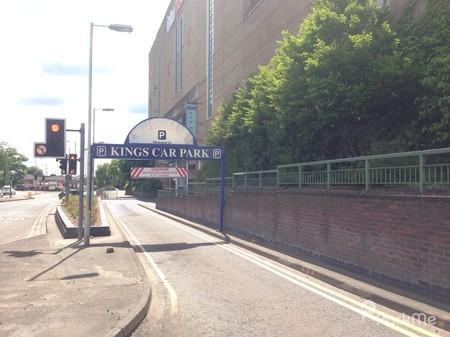 Kings Car Park Watford