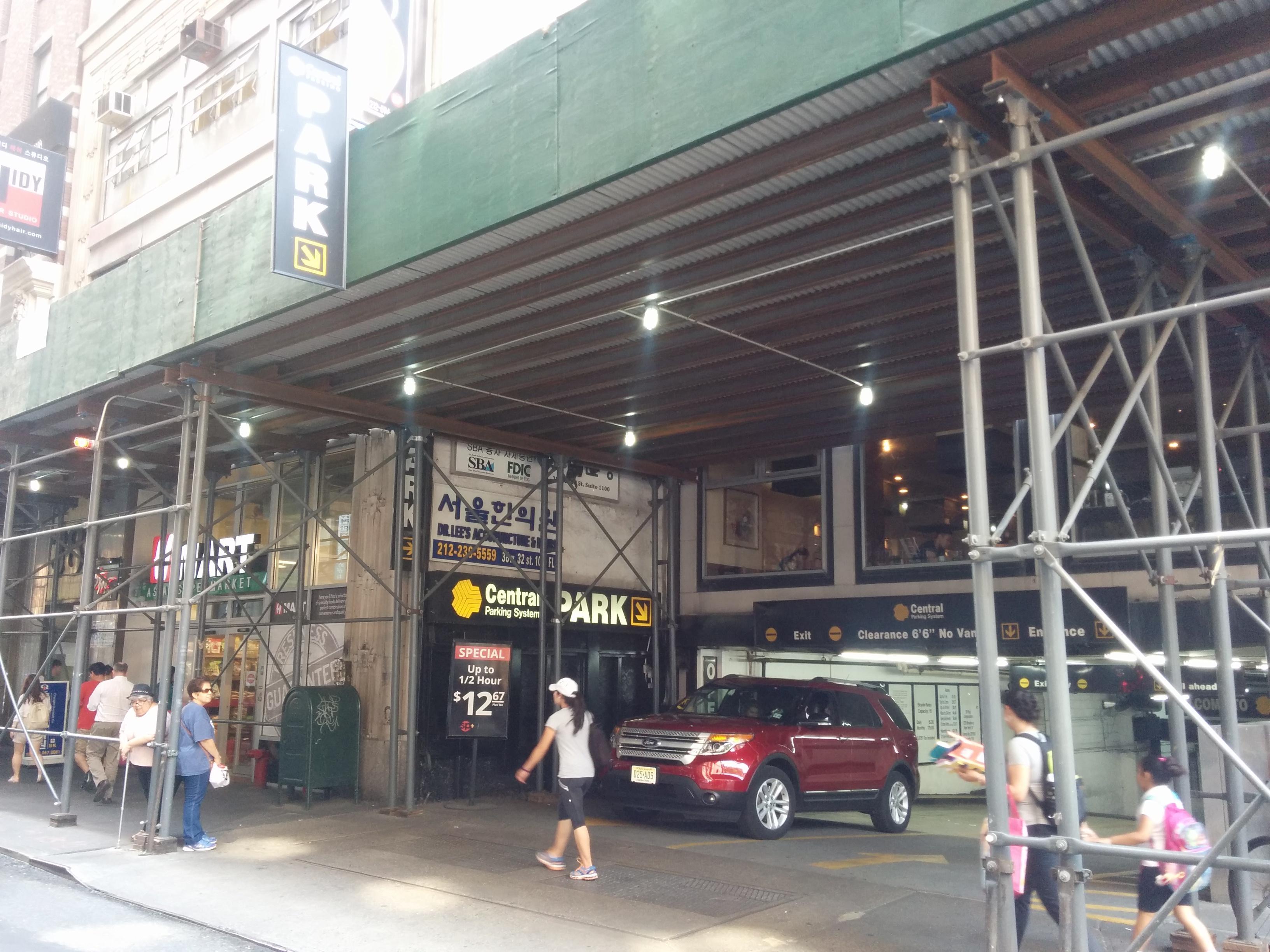 1250 Broadway Garage Parking In New York Parkme