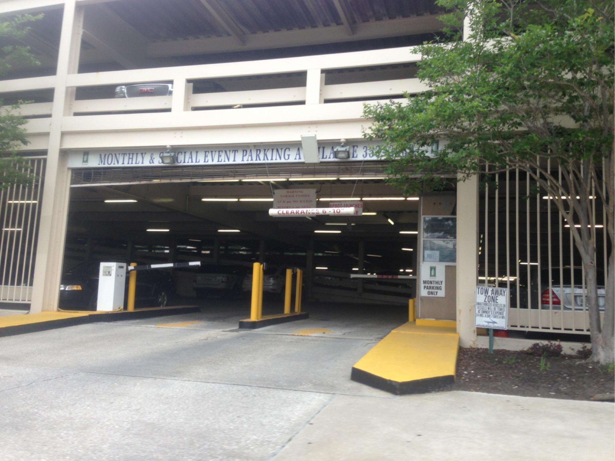 Annex parking in jacksonville parkme for Annexe garage