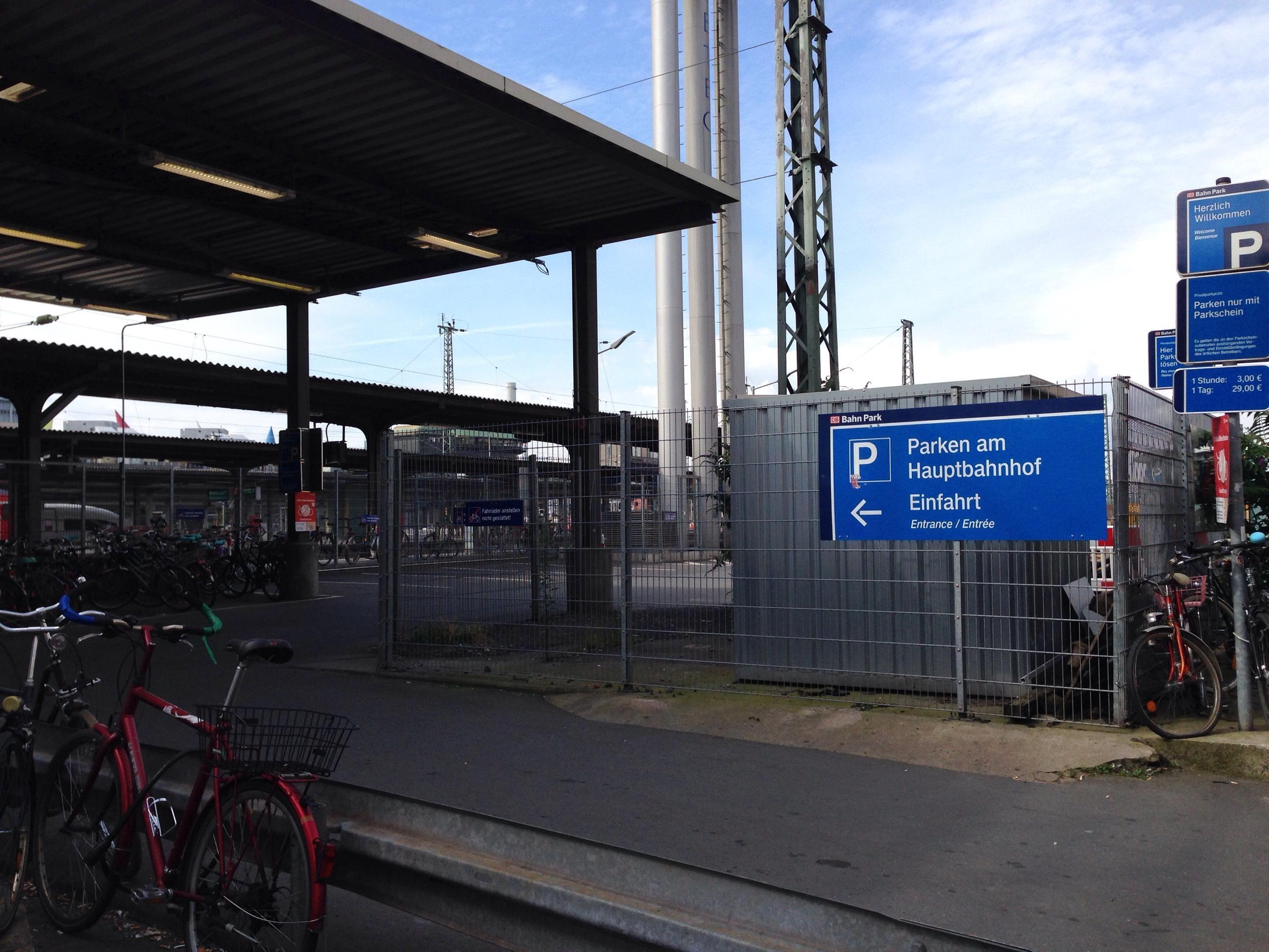 Frankfurt Am Main Parken