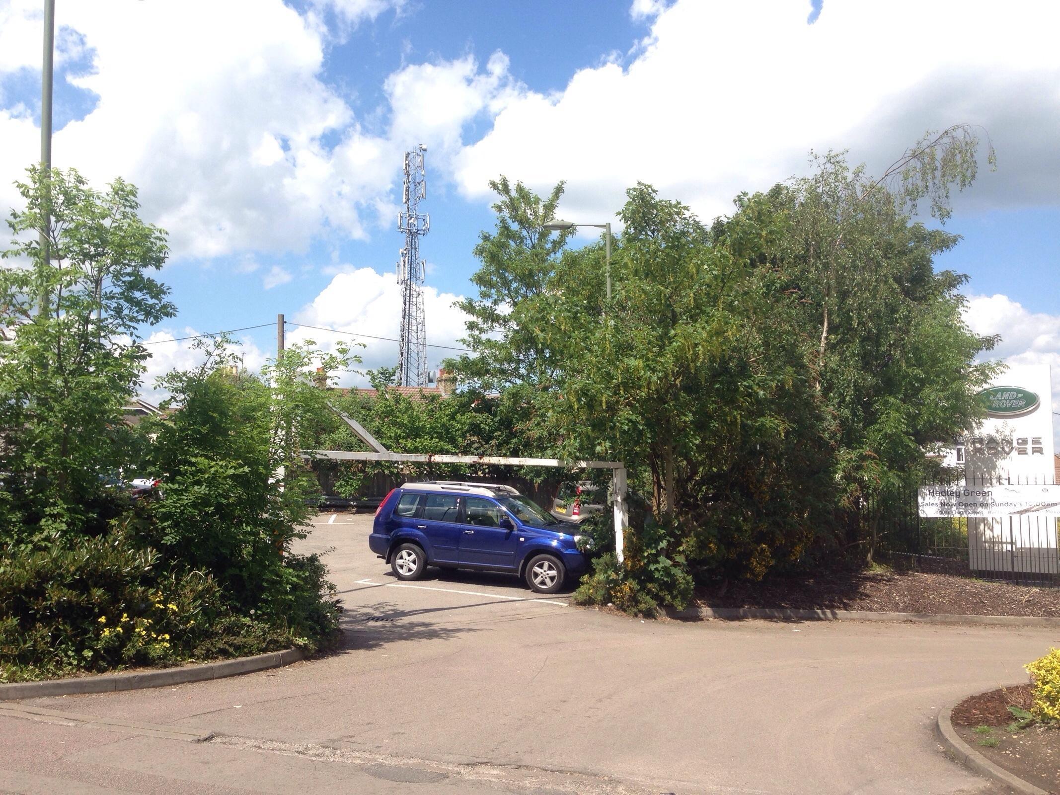 Moxon Street Car Park Barnet