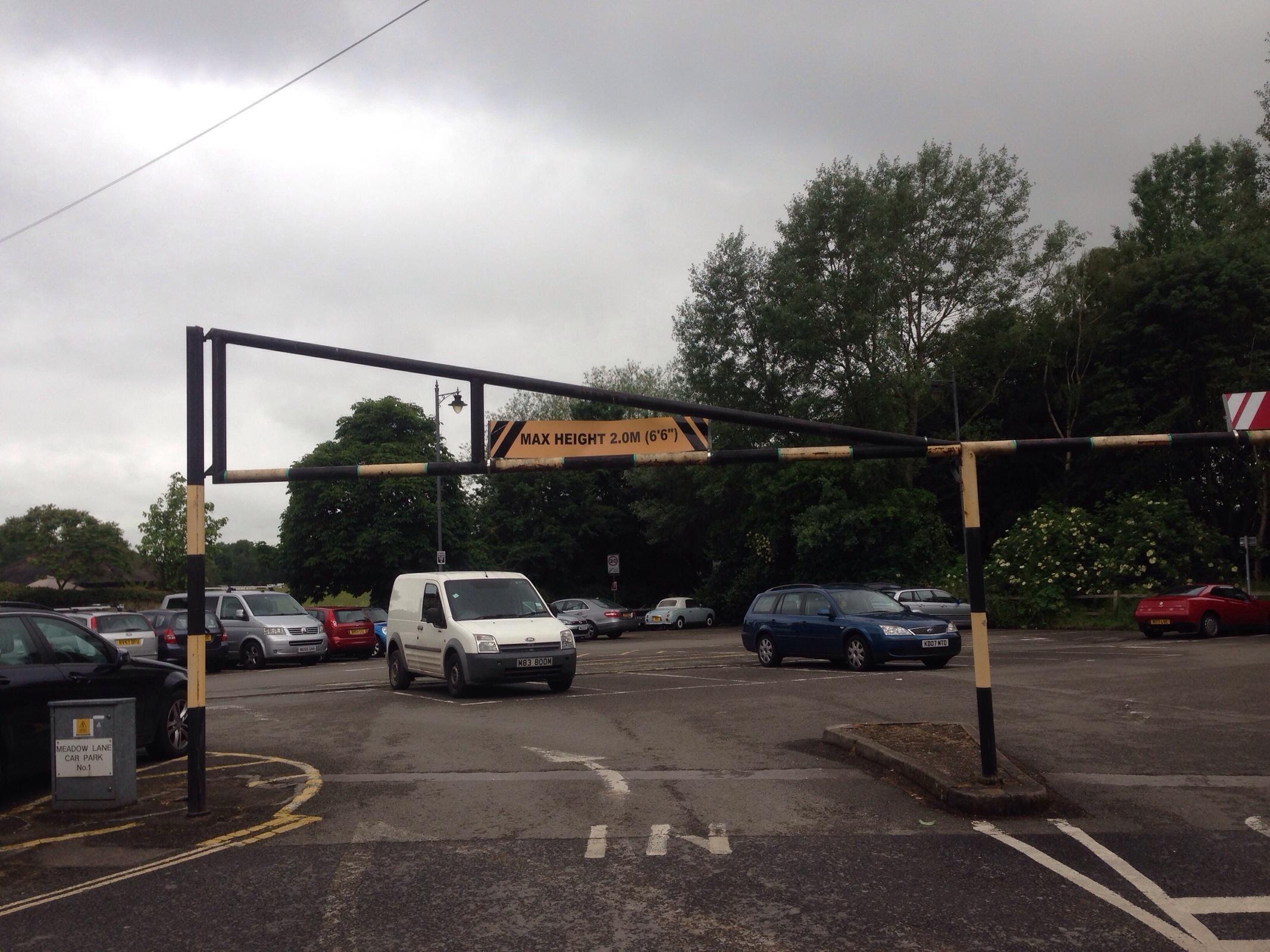 Meadow Lane Car Park - Parking in Eton | ParkMe