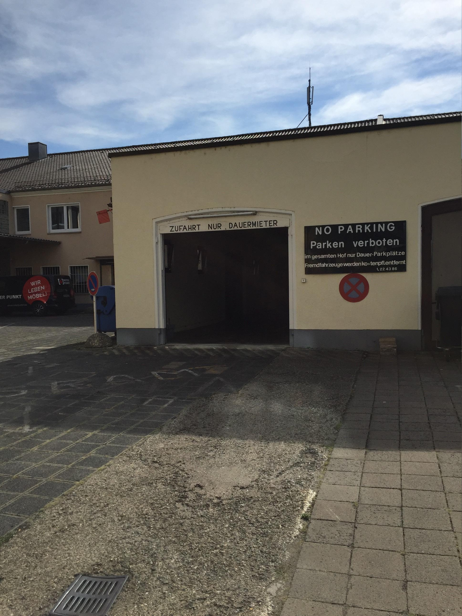 Roter Punkt Nürnberg