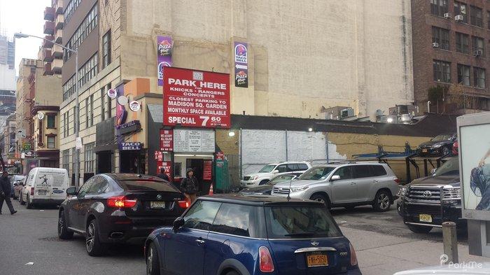 Garden garage parking in new york parkme for New york city parking garage