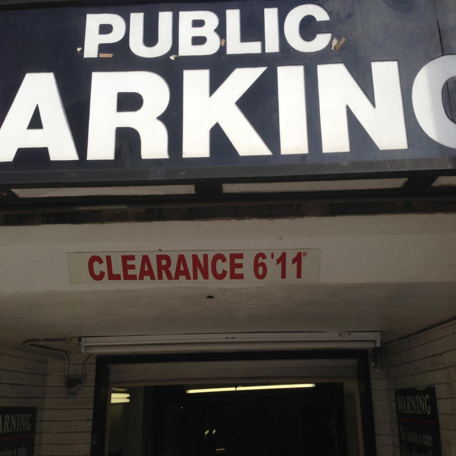 333 E 14th St Garage - Parking In New York
