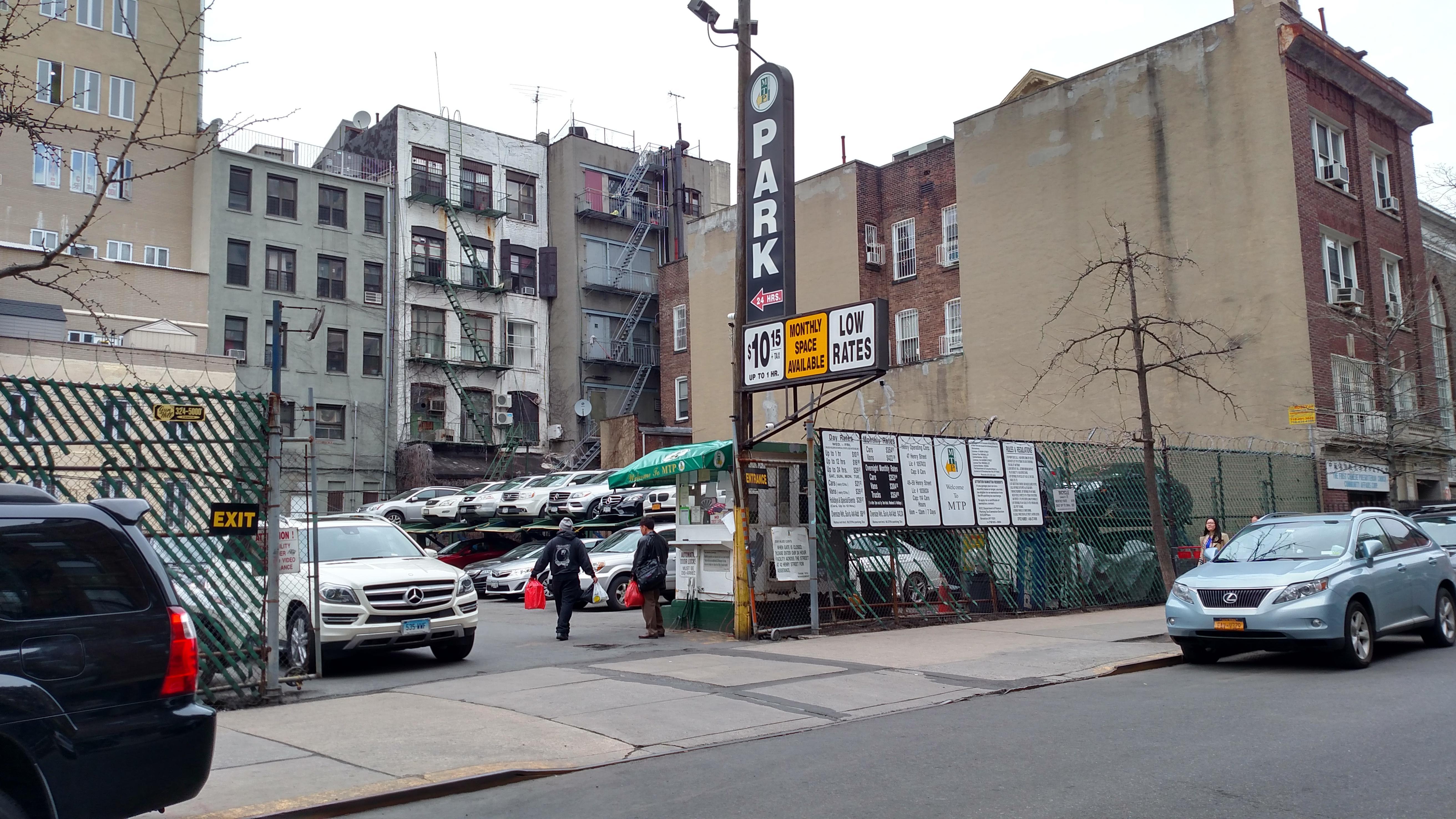 nyu street parking