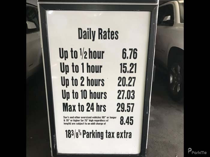 NYU Langone Health - Parking in New York   ParkMe