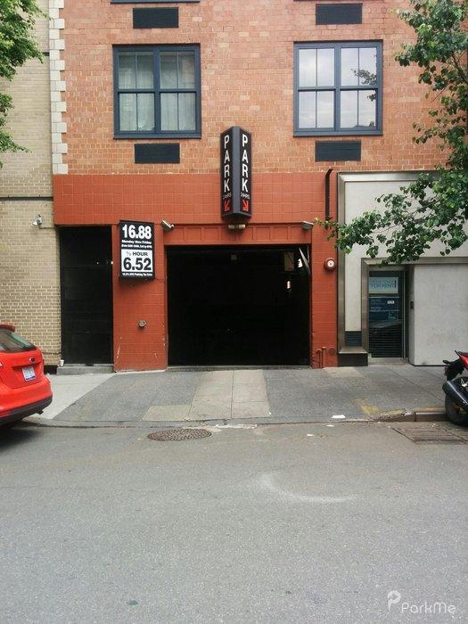 Mulberry street garage parking in new york parkme for New york parking garage
