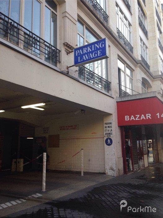 Garage de bretagne parking in paris parkme for Garage ad paris
