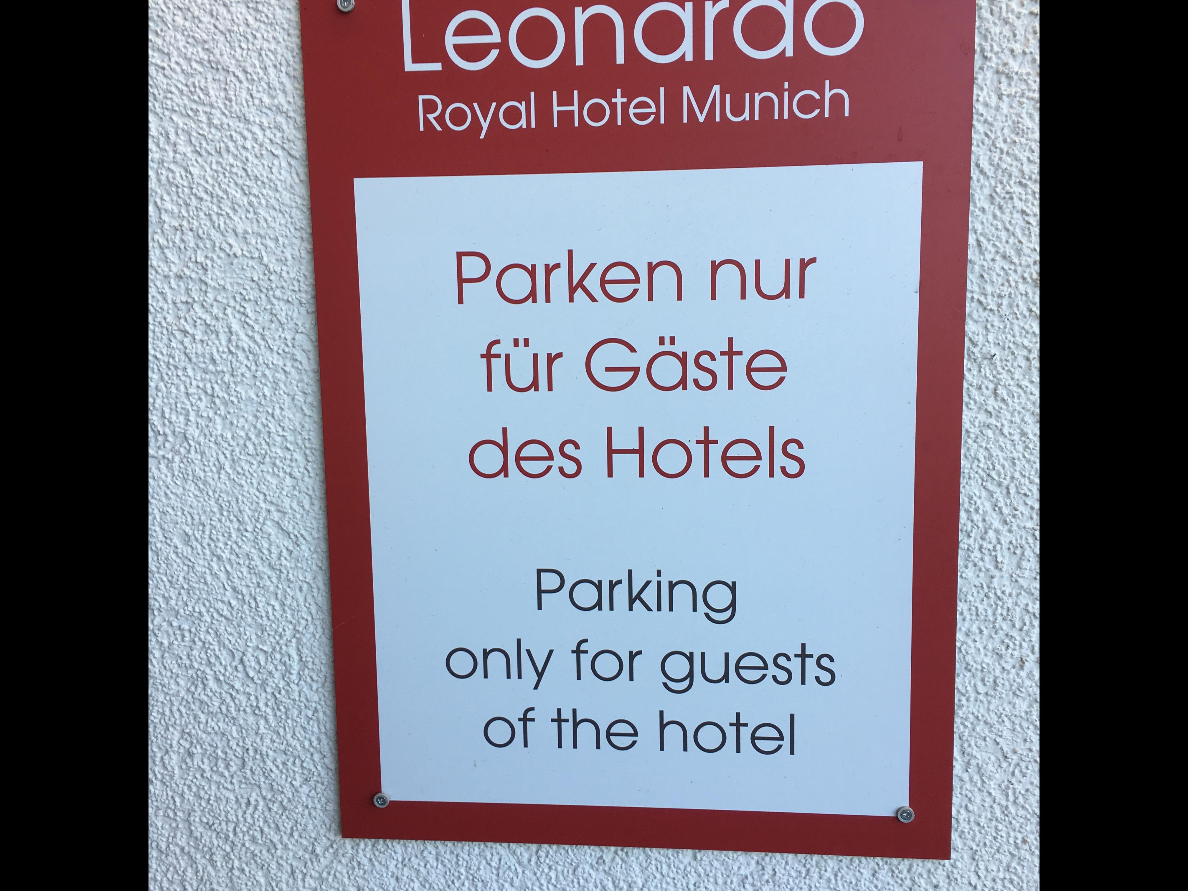 Leonardo Royal Hotel Munich Moosacher Str