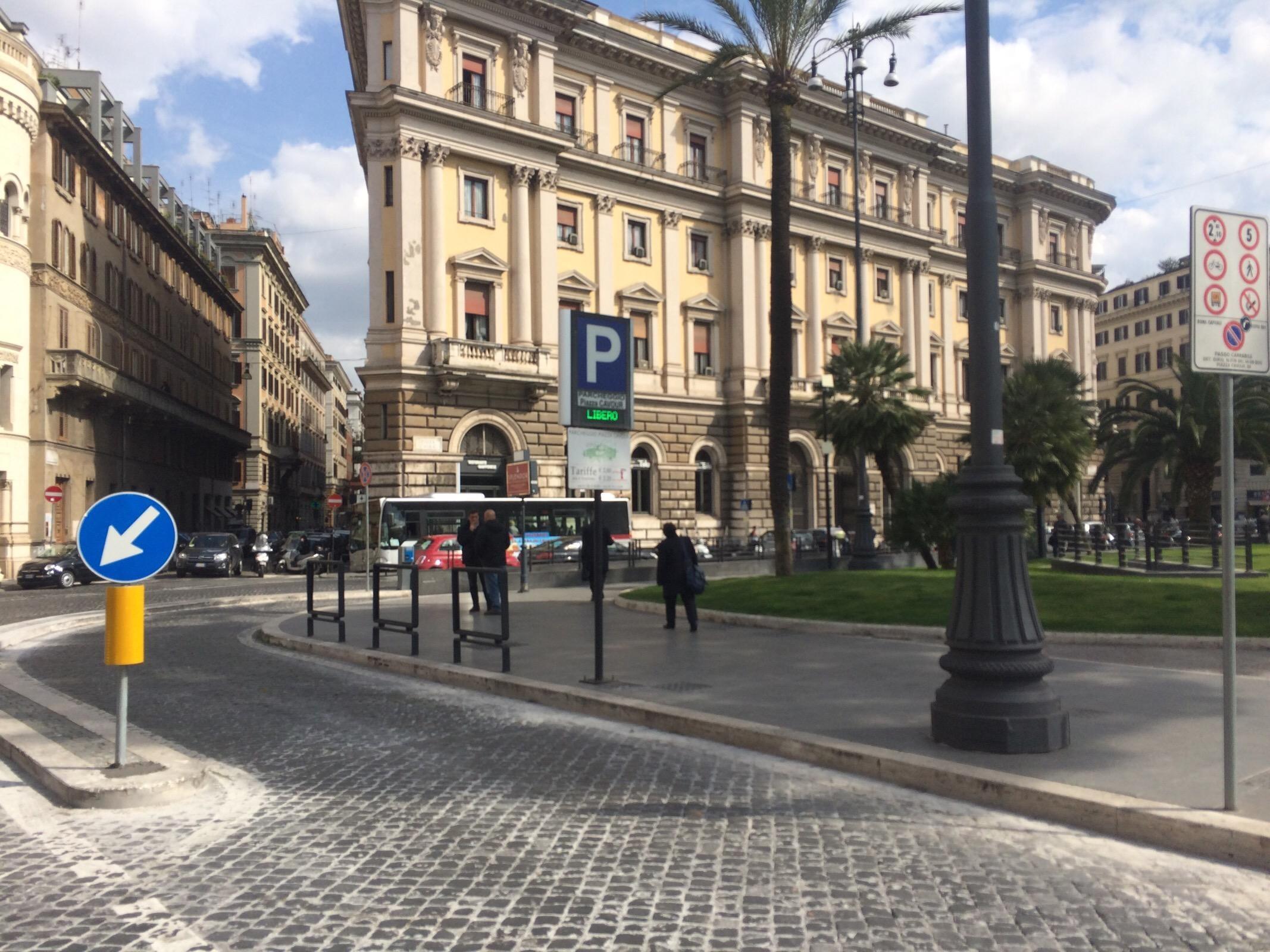Parcheggio Piazza Cavour Parking