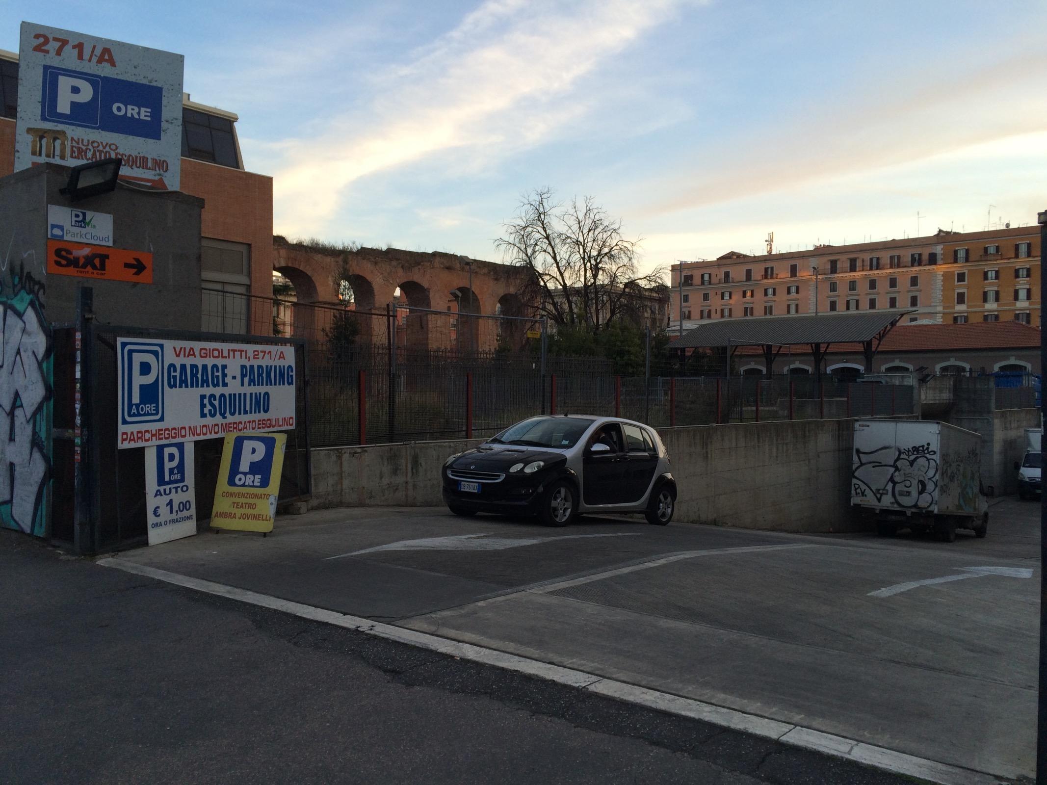 Garage Parking Esquilino Parking In Roma Parkme